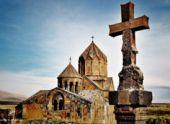 В Армении обокрали монастырь Ованаванк