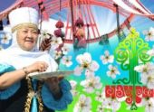 В Москве начались празднества Наурыза