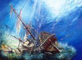 Заполненный слитками 3600-летний корабль нашли в Турции