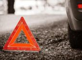 В Ереване столкнулись четыре автомобиля