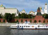 В Москве начался сезон речных круизов