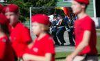 В Моздоке прошел первый этап патриотической игры «Победа»