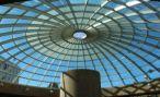 В Москве появился гигантский стеклянный купол