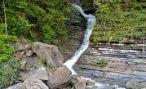 В горах Сочи открыли самый высокий водопад