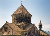 В Армении произошел крупный пожар в монастыре 10 века