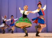Ансамбль Игоря Моисеева с успехом выступил на Новой сцене Большого театра