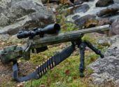 Российская компания разработала уникальную высокоточную винтовку