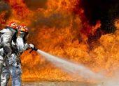 В здании мэрии Еревана произошел пожар