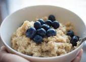 Ученые: овсянка на завтрак снижает риск инсульта