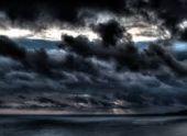 На Испанию обрушился шторм «Глория»