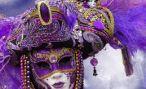 Традиционный карнавал начался в Венеции