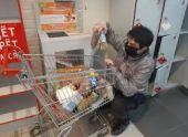 В торговых сетях Владикавказа прошла акция «Тележка добра»