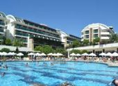 В Турции первыми примут туристов пятизвездочные отели