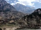 В горах Северной Осетии спасатели ищут пропавшего туриста