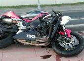 Во Владикавказе в ДТП погиб мотоциклист