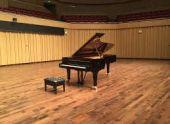 В Армении впервые презентовали рояль Steinway