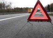В Северной Осетии УАЗ столкнулся с патрульной машиной