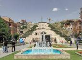 В Ереване вновь заработают фонтаны