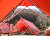 В Армении растет спрос на отдых в палатках со всеми удобствами