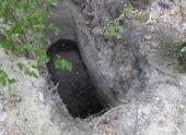На Ямале нашли захоронение ребенка с котлом на голове