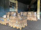 Во Владикавказе ликвидировали нелегальный склад алкоголя