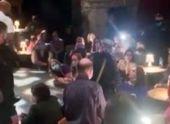 Спектакль в Театре на Таганке задержали на час из-за отказа зрителя надеть маску