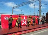 В Северную Осетию 11 ноября прибудет Поезд Победы