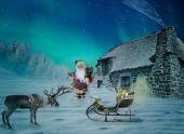 Во Владикавказе открылся Дом Деда Мороза