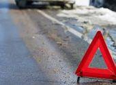 Во Владикавказе грузовой автомобиль сбил пешехода
