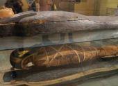 В Египте изучили мумию в глиняной оболочке